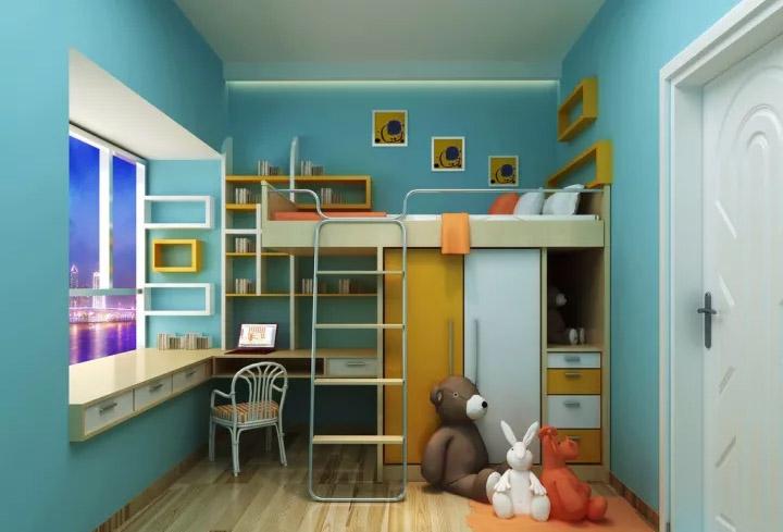 湖北儿童房地板