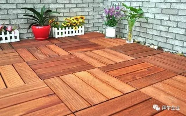 河南实木地板安装
